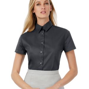Ladies' Sharp Twill Short Sleeve Shirt Thumbnail