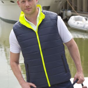 Result Safeguard Reversible Gilet Thumbnail